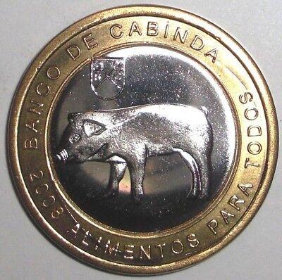 Hyrax wildlife animal coin 2015 Puntland 50 shillings