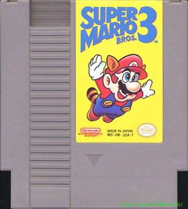 Super mario brother  3 game