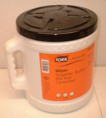 Tork Multi T-50 Wiper Bucket 200 Wipes Usa Shop Cloths