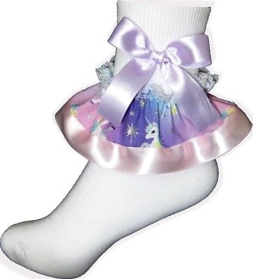 Little Girl Costumes For Adults (CUSTOM Made to Match Lacy Socks for Adult Little Girl Sissy Dress up)