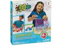 IDO3D design studio. 3D art. New.