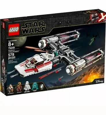 Lego Star Wars Resistance Y-Wing Starfighter 75249 Smoke Free Home