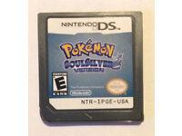 Pokemon Soul Silver *Free Postage*