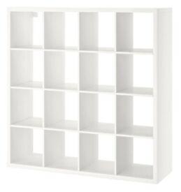 KALLAX, Shelving unit, white, IKEA Exeter As-Is, Was £75 #BargainCorner