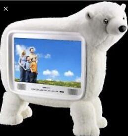 Hannspree Polar Bear TV 19 inch R.R.P £250