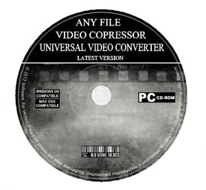 Any File Universal Video Converter & Compressor Convert Any Video To Any Format