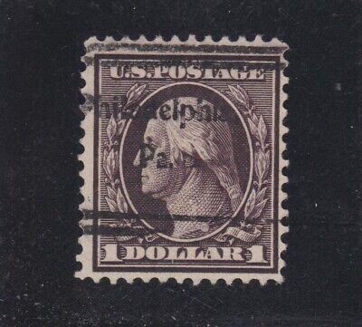 US 342 $1 Washington Used F-VF SCV $90