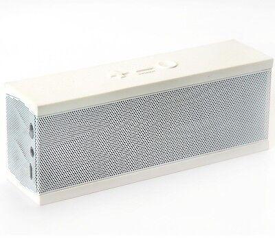 Jawbone JAMBOX Wireless Bluetooth Speaker - White Wave