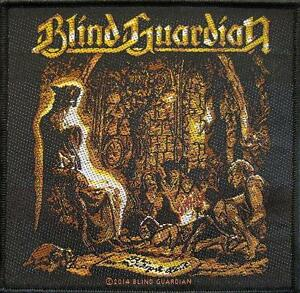 BLIND GUARDIAN AUFNÄHER / PATCH # 5