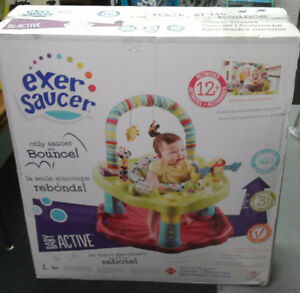 Brand New Exer Saucer with Bounce for Sale