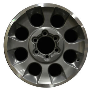Toyota FJ Cruiser OEM Wheels (5)