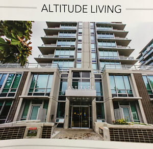 FEMALE ROOMMATE WANTED ASAP-BEAUTIFUL NEVER LIVED IN SFU CONDO