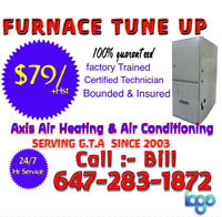 (FURNACE NOT WORKING)     *AXIS-AIR*