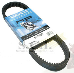 DAYCO HP SNOWMOBILE BELT BELTS BEST PRICE AROUND
