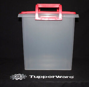 Tupperware - Storage Containers - Carry Alls and Storage Totes