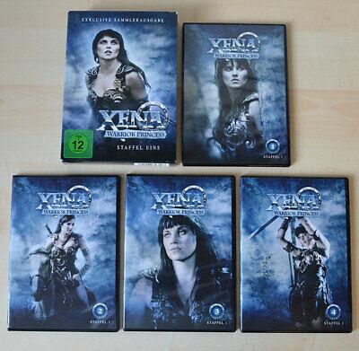 DVD - XENA Warrior Princess - Staffel 1 - Exklusive Sammlerausgabe - Neuwertig