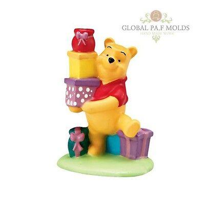 3D Pooh MOLD,Cake Decorating Fondant Baking Mold Tool