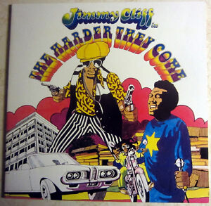 Jimmy Cliff In The Harder They Come - Original Soundtrack Record
