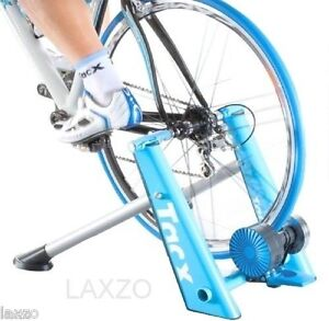 Tacx-T2675-Blue-Twist-Cycle-turbo-Trainer-bicycle-training-stationary-stand-bike