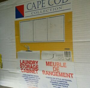 BRAND NEW LAUNDRY CABINET