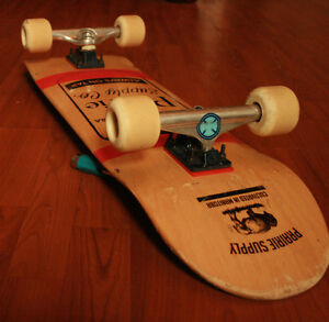 """Awesome 8.25"""" Skateboard with Skate Tool"""