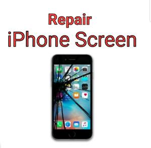 $69 iPhone 6 Screen Broken Repair // 6s $75 // 6+ $75 // 6s+ $85