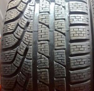 1 pneu hiver pirelli 225/40 r18