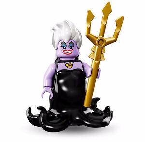 Lego Ursula Minifigure
