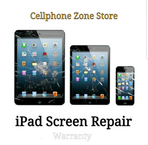 iPad 2 3 4  Screen Digitizer Replacement $55 - Fixing all Models