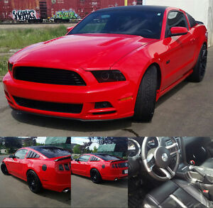 2014 Ford Mustang GT Coupe (Customized)