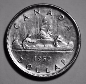10 Canadian Silver Dollars
