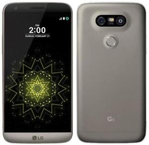 LG G5 32GB ANDROID 4G UNLOCKED/DEBLOQUE FIDO ROGERS KOODO BELL KOODO TELUS PUBLIC MOBILE VIRGIN CHATR CAMERA 16MP GPS+++