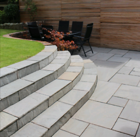Patio, decking and driveway jetwash