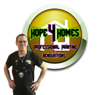 Hope4homes Professional Painting & Renovations *WE ARE THE BEST*