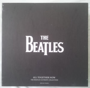 THE BEATLES ULTIMATE COLLECTION ALL TOGETHER NOW CD BOX SET