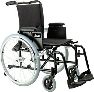 "Wheelchair Like new - Drive Medical ""Cougar"" Ultra Lightweight R"