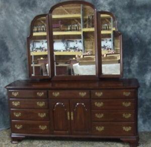 Ethan Allen Georgian Court Bedroom Collection