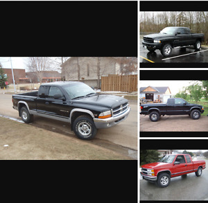 Wanted 4x4 truck