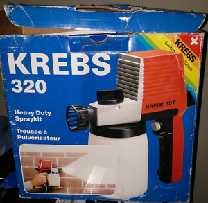 Krebs 320 Heavy Duty Spraykit