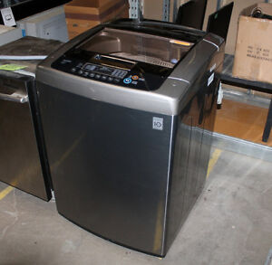 LG WT1201CV Direct-Drive Top-Load Washer