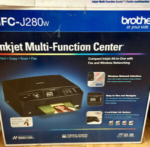 Brother Inkjet Multi-Function Centre.