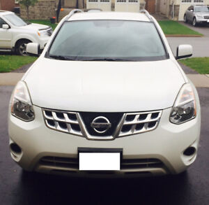 2012 Nissan Rogue SV / BLUETOOTH-CAMERA-HEATED SEATS-1 OWN