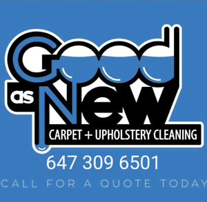 PROFESSIONAL DEEP CARPET & UPHOLSTERY CLEANING