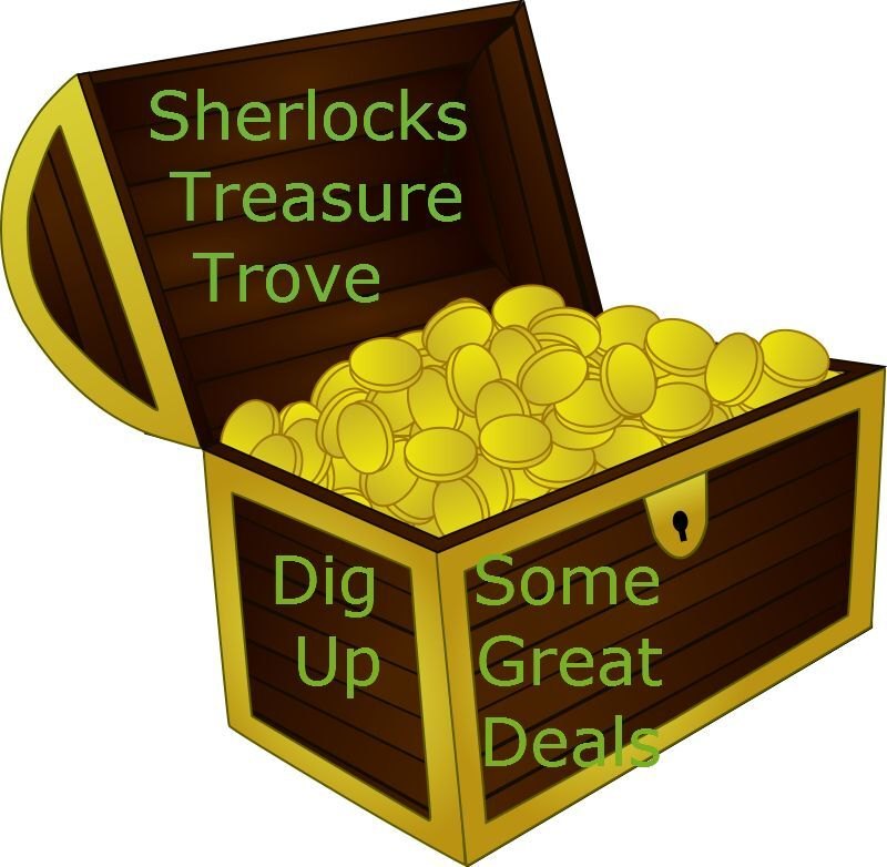 Sherlocks Treasure Trove