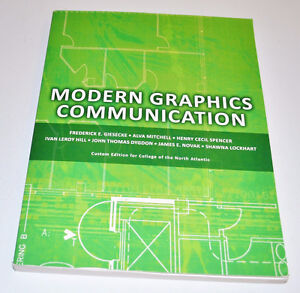 CNA Engineering Graphics Textbooks St. John's Newfoundland image 1