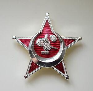 Eiserner Halbmond Gallipoli Stern Silber Osmanisches Reich Türkei Eisernes Kreuz