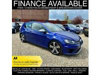Volkswagen Golf 2.0 TSI BlueMotion Tech R DSG 4MOTION (s/s) 3dr Hatchback Petrol