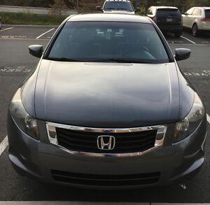 2008 Honda Accord EX-L Sedan