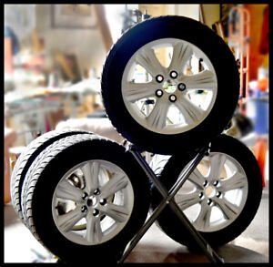 Winter tires Toyota -Lexus Wheels Set of 4  Good Cond. no issues
