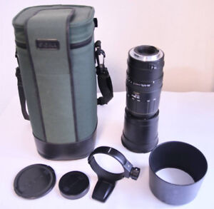 Sigma 170-500mm For Canon